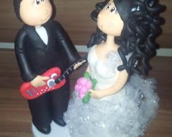 Casal noivinhos