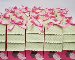 Lembrancinha Casinha De Passarinho pink