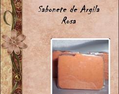 Sabonte de Argila Rosa