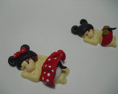 Beb� bumbum mickey e minnie