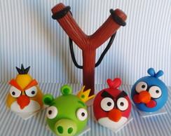 Angry Birds - Topo de bolo
