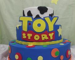 Bolo Cenogr�fico Toy Story