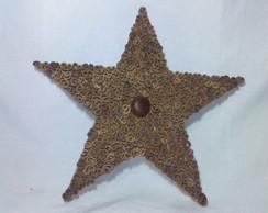 estrela canela com olho de boi grande