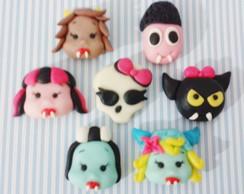 Monster High-Docinhos Modelados