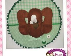 Porta de Maternidade Cachorrinho