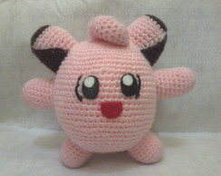 Amigurumi Clefairy ( Pokemon)