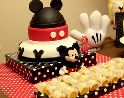 Bolo pasta americana Mickey