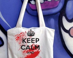 BOLSA KEEP CALM AND ...92203