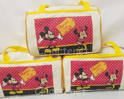 Malinha Mickey e Minie