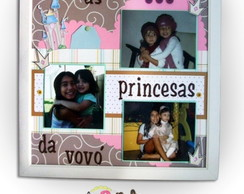Quadro As Princesas