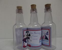Garrafinha Mickey marinheiro 50 ml