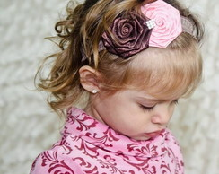Headband Rosette