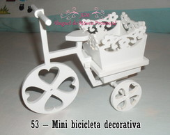 Mini bicicletinha decorativa -Loca��o