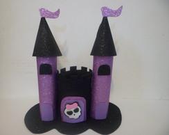 Dois Castelos da  Monster High