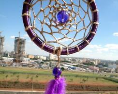 Filtro dos Sonhos Violeta Linha Pia�ava