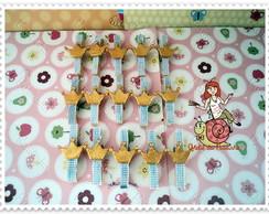 Pregadores coroa de biscuit