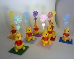 Ursinho Pooh porta recado