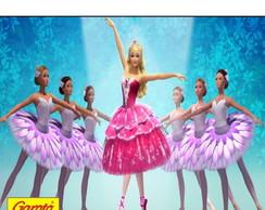 R�tulo Para Batom Barbie