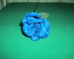 Rosa Eva P Azul Marinho