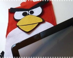 Case Angry Birds para Tablet - Ipad