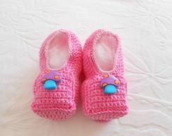 Sapatinhos de Croch� para bebes