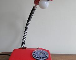 Lumin�ria Telefone