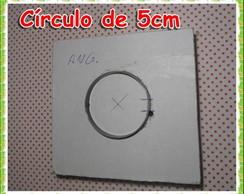 faquinha de c�rculo 5cm