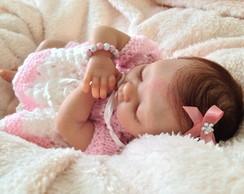 Mini beb� reborn Lynda 2013 ADOTADA!!!