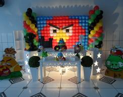 Decora��o Angry Birds