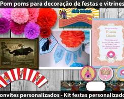 Kit Festa DigitalSeu Jeito Personalizado