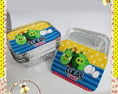 Mini Marmita Angry Birds