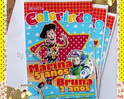 Revista Personalizada Toy Story