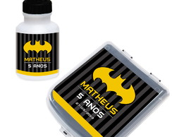 Kit Lanche - Batman