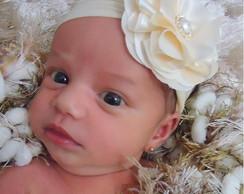 Faixa Baby Flor