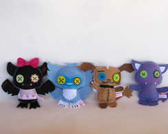 Mascotinhos Monster High