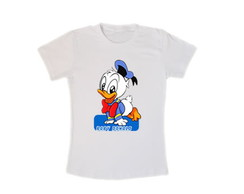 Camiseta do Pato Donald - infantil