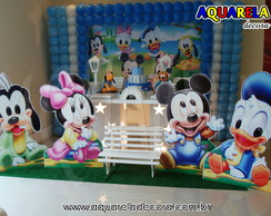 DECORA��O FESTA CLEAN BABY DISNEY