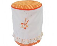 Capa para Gal�o - laranja