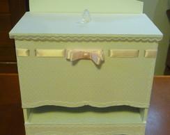 Porta Fralda Luxo Baby