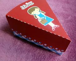 Caixinha cup cake/bolo (und)