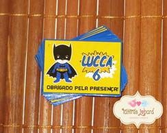 Tag Lembrancinha - Batman