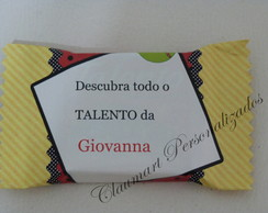 chocolate mini talento
