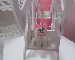 Porta Recados da Gatinha Marie