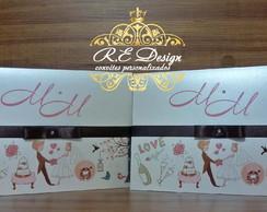 Convites Casamento - Creative