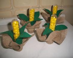 Tubete espiga de milho - Fazendinha
