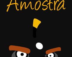 R�tulo Para Bisnaga Angry Birds