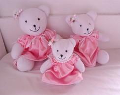 Ursas Para Decorar Quarto De Meninas