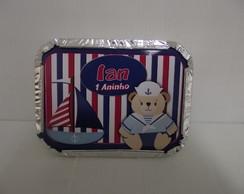 Marmitinha ursinho marinheiro 220 ml