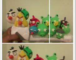 topo de bolo  bichinhosjogo Angry birds
