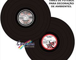 LP's Disco de Vinil para Decora��o